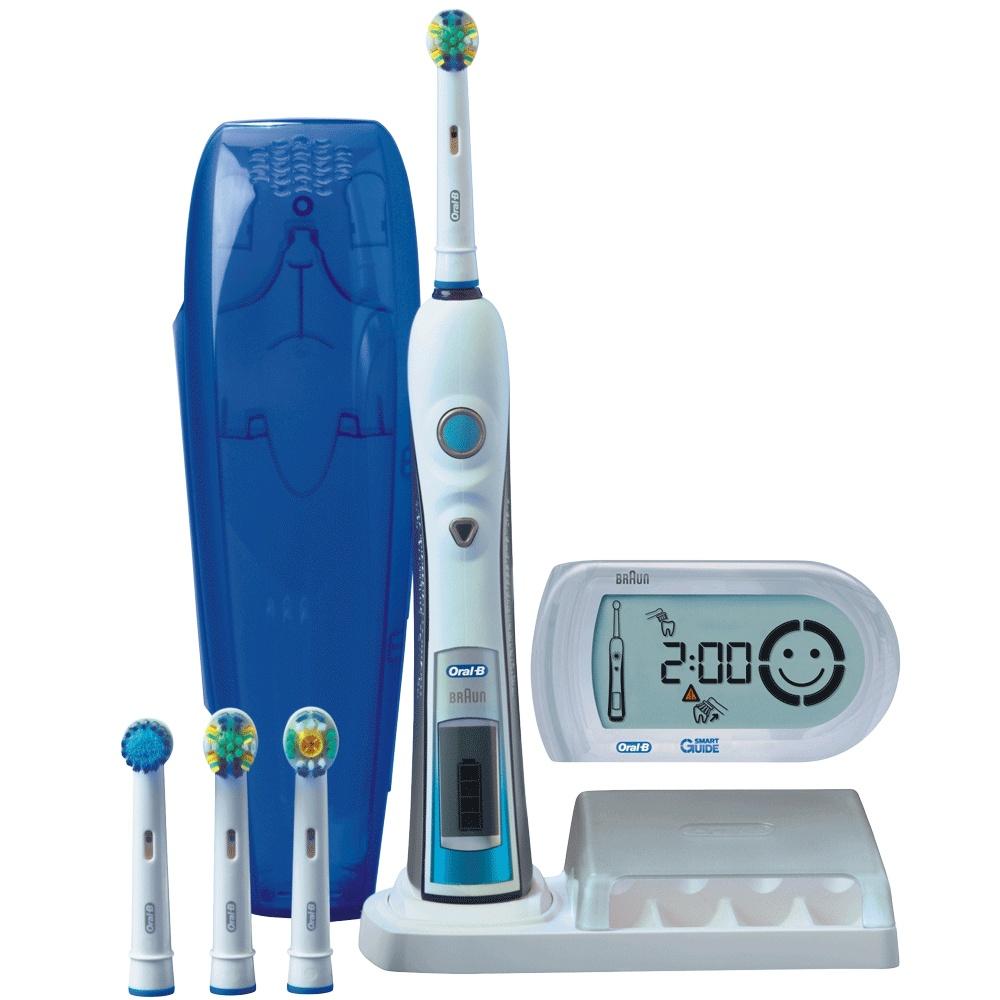 Как выбрать электрическую зубную щетку, какие виды бывают?