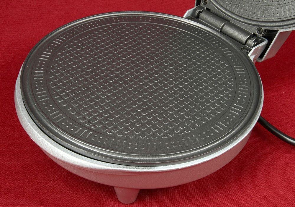 Электрическая вафельница для тонких вафель