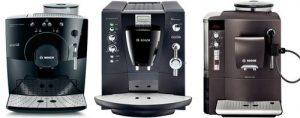 Как пользоваться кофеваркой бош