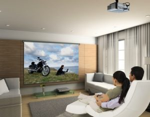 Как выбрать домашний проектор