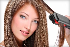 Гофре для прикорневого объема: как выбрать лучшие щипцы, утюжки, плойки для волос