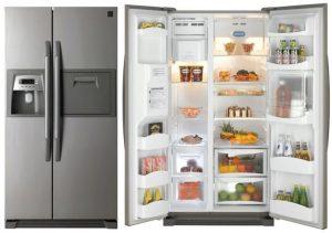 Инверторный мотор в холодильнике