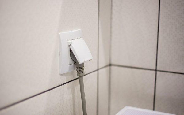 Розетка для стиральной машины в ванной принципы установки