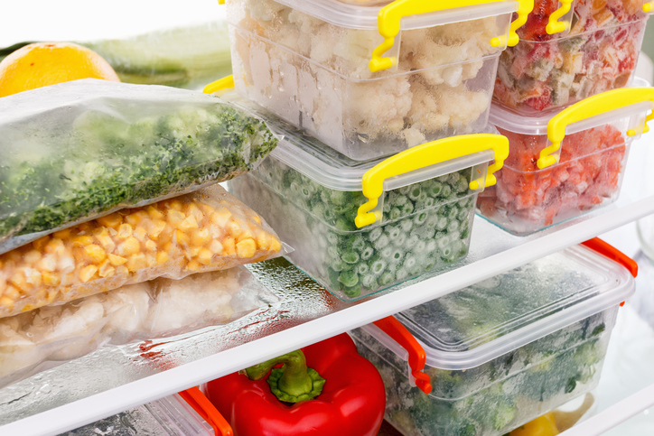 Какая оптимальная температура должна быть в холодильнике и в морозильной камере для хранения продуктов, сколько градусов