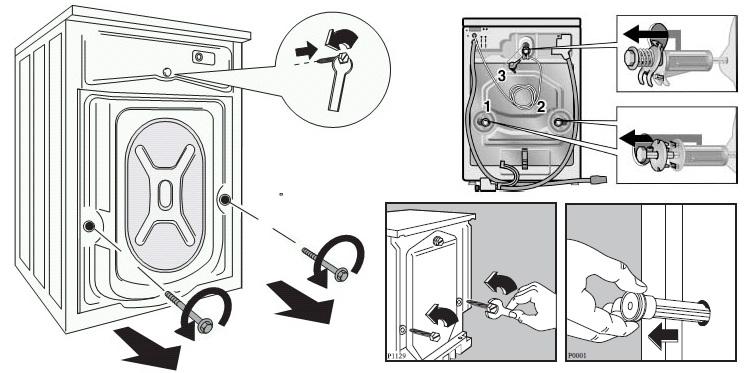 Почему стиральная машина сильно шумит при отжиме: причины, устранение поломки