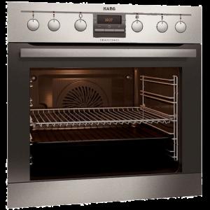 Духовой шкаф AEG особенности установки электрических встраиваемых моделей Как выбрать духовой шкаф с паром и СВЧ Как правильно установить на паровом шкафу время