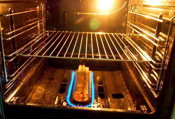 Как включить духовку на газовой плите вручную и с электроподжигом: инструкция. Как включить духовку в электрической плите? Как включить гриль в газовой духовке?